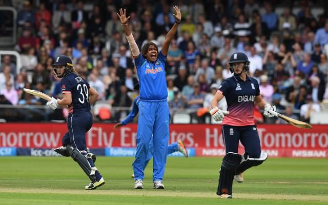 Jhulan Goswami Indian bowler