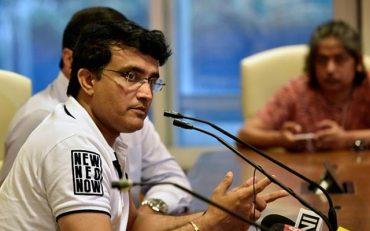 Sourav Ganguly CAC