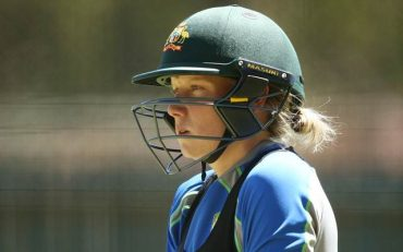 Alyssa Healy of Australia