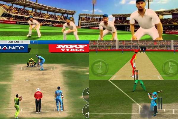 Android-Cricket-games