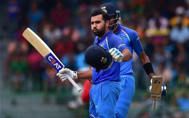 Rohit Sharma double hundred