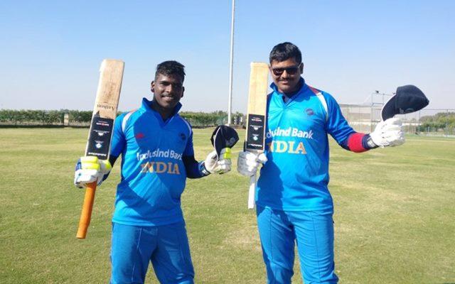 Blind Team India