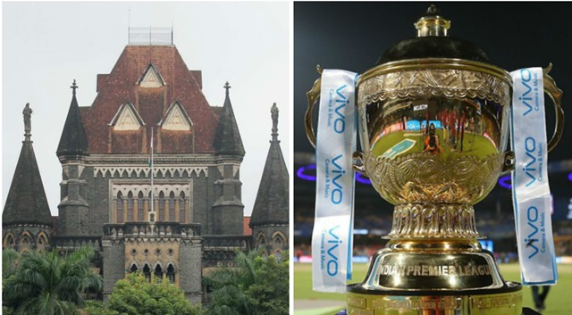 Bombay High Court-IPL Trophy