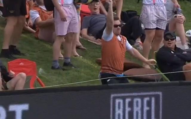 Crowd catch