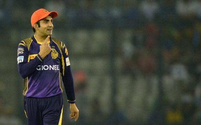 Gautam Gambhir IPL