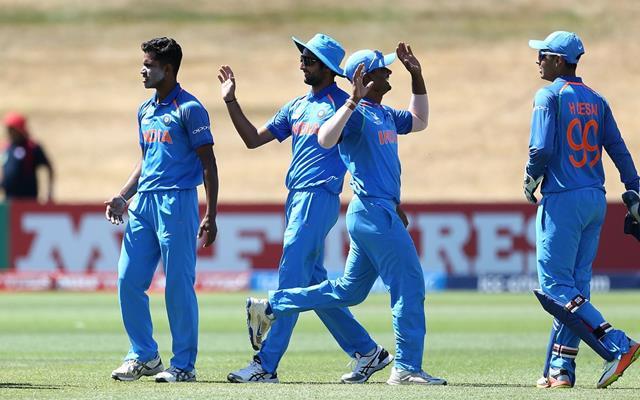 India have beaten Bangladesh