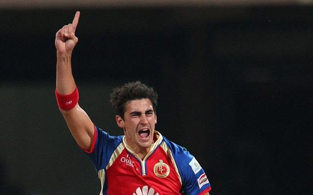 Mitchell Starc IPL
