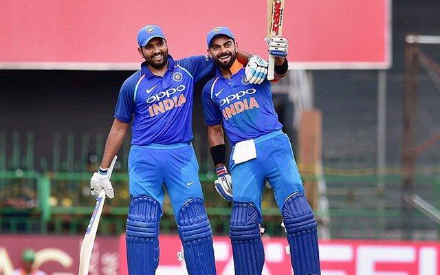 Rohit Sharma & Virat Kohli