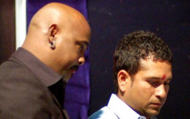 Vinod Kambli & Sachin Tendulkar