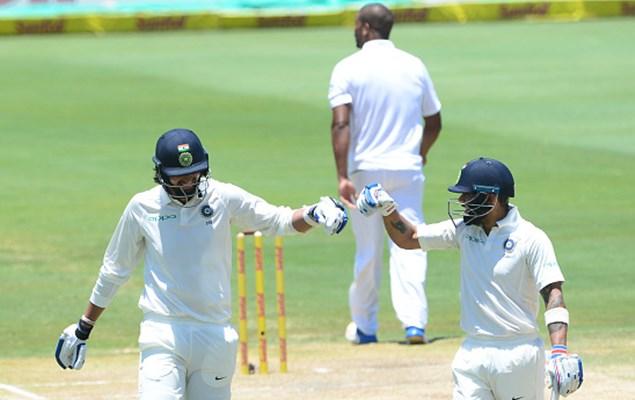 Virat-Ishant South Africa v India, Day 3