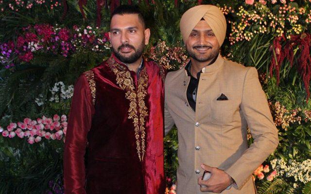Yuvraj Singh & Harbhajan Singh