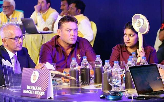 Kolkata Knightriders IPL Auction