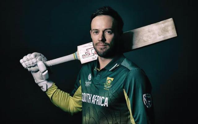 AB de Villiers. (Photo Source: Twitter)