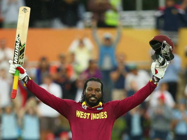 Chris Gayle. (Photo Source: Getty Images)