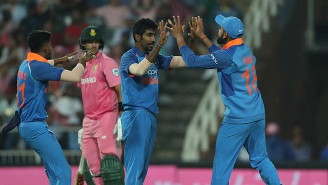 INDIA VS SOUTH AFRICA 1
