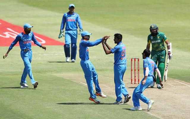 INDvSA, first onday