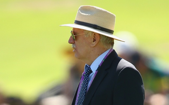 Ian Chappell. (Photo by Robert Cianflone/Getty Images)
