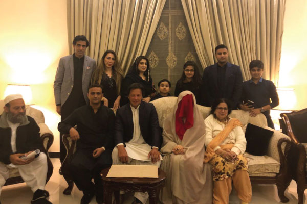 Imran Khan (Photo Source: Twitter)