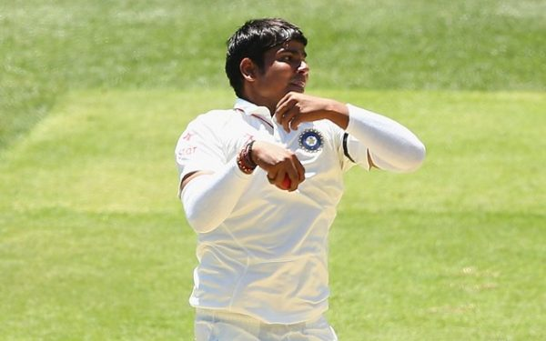 Karn Sharma of India. (Photo by Robert Cianflone/Getty Images)