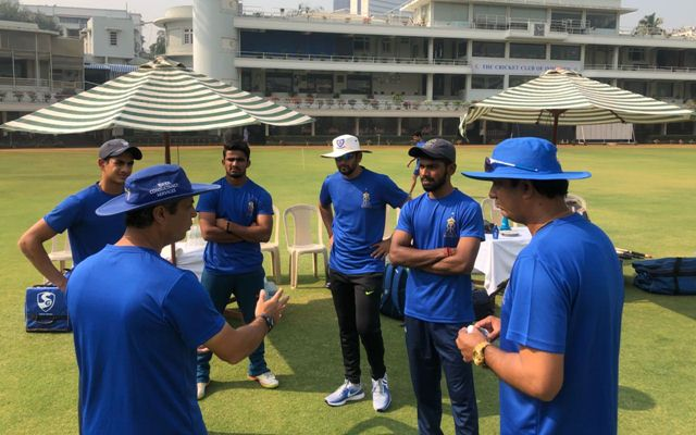 Rajasthan Royals begins its first camp ahead of the IPL 2018. (Photo Source: Rajasthan Royals)