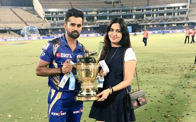 Vinay Kumar & Richa Singh
