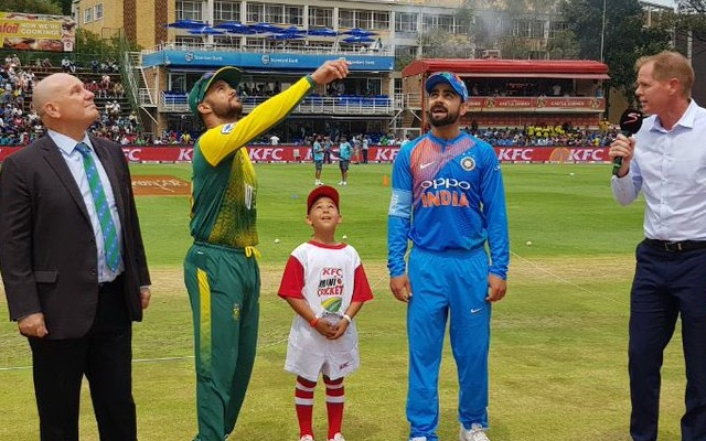 south africa vs india (Photo Source: Twitter)