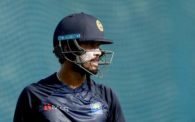 Dinesh Chandimal (Photo by Francois Nel/Getty Images)