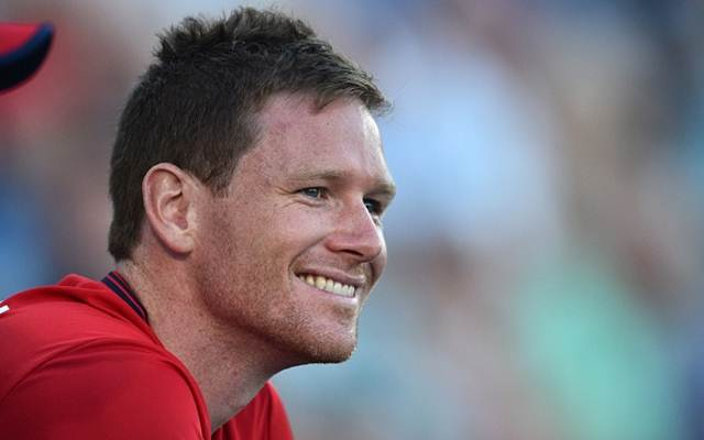 Eoin Morgan. (Photo by GLYN KIRK/AFP/Getty Images)