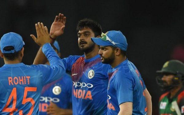 India vs Bangladesh. (Photo Source: Getty Images)