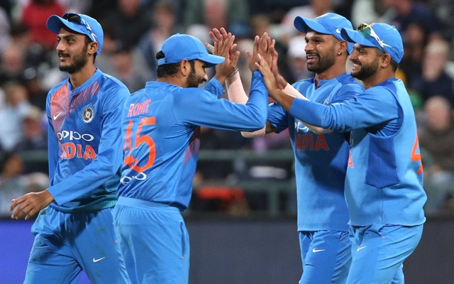 Indian team (Photo Source: Twitter)