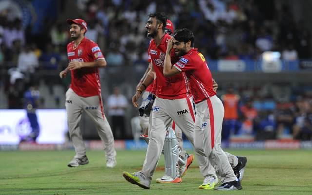 Kings XI Punjab. (Photo Source: Twitter)