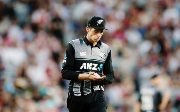 Mitchell Santner (Photo by Anthony Au-Yeung/Getty Images)
