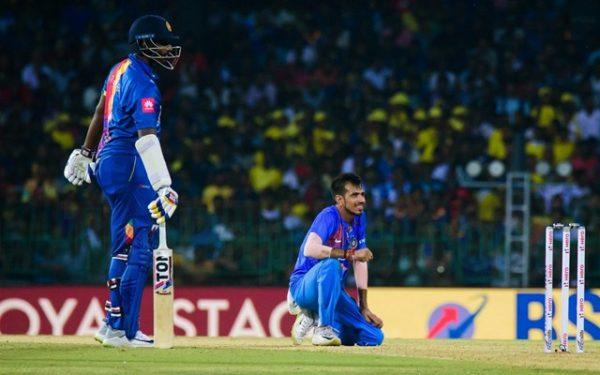 Sri Lanka vs India. (Photo Source: Papare/Twitter)