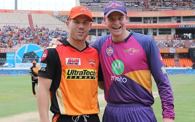 Steve Smith & David Warner