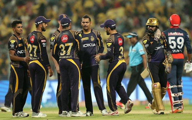 Kolkata Knight Riders team