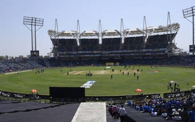 Maharastra Cricket Association Stadium, Pune. (Photo Source: Twitter)
