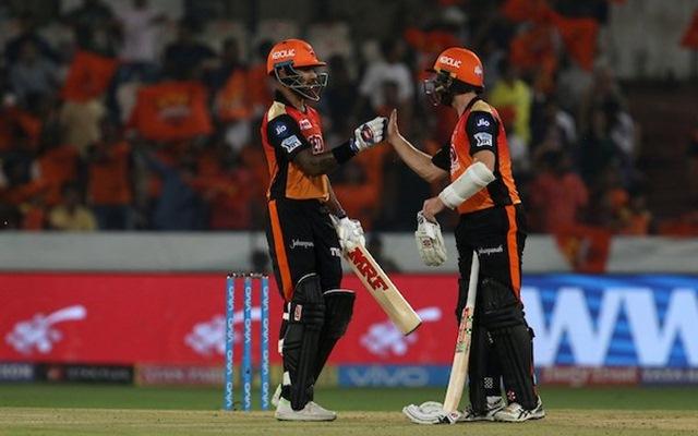 Shikhar Dhawan & Kane Williamson