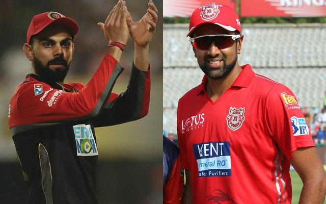 Virat Kohli & Ravichandran Ashwin