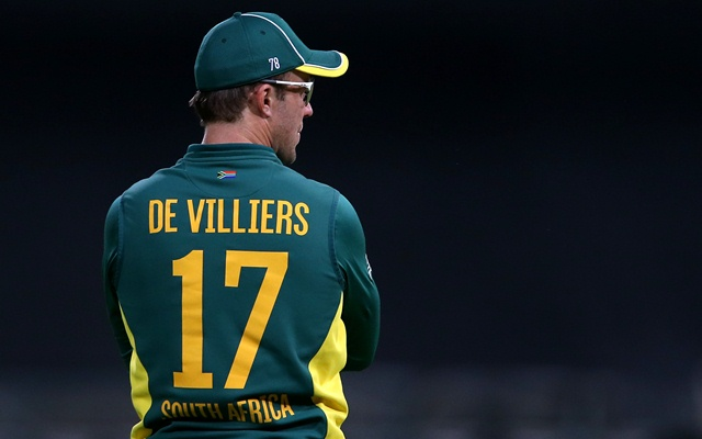AB de Villiers. (Photo by Carl Fourie/Gallo Images/Getty Images)