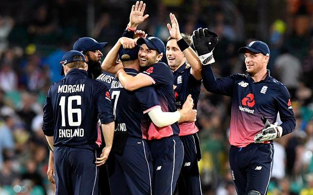 England team (Photo by Bradley Kanaris/Getty Images)