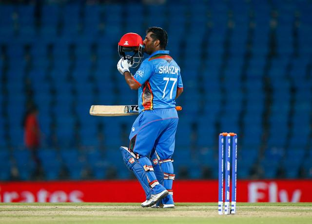 Mohammad Shahzad of Afghanistan. (Photo by Christopher Lee-IDI/IDI via Getty Images)
