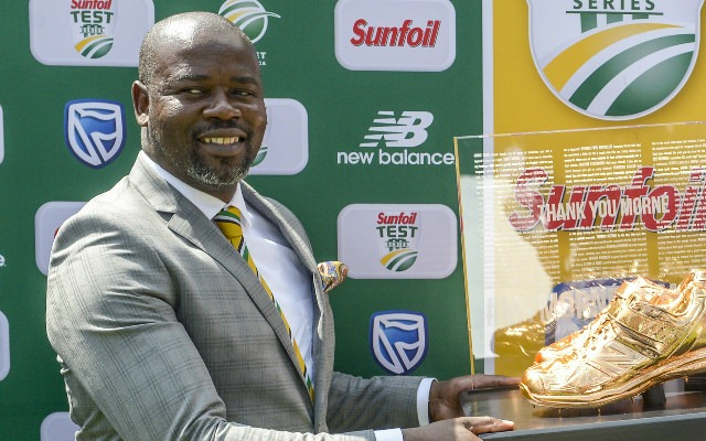 CSA CEO, Thabang Moroe. (Photo by Gettyimages)