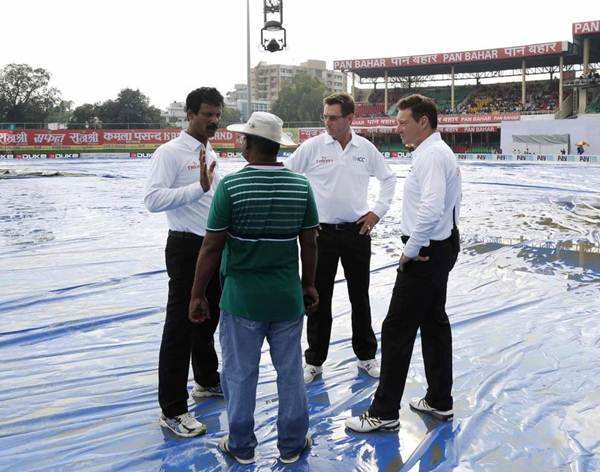 Umpires team India. (Photo Source: Twitter)