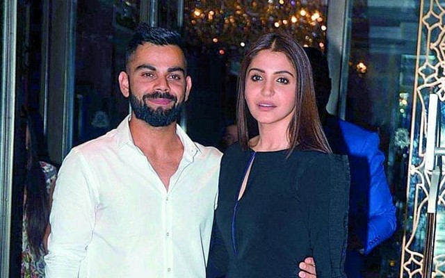Virat Kohli & Anushka Sharma. (Photo Source: Instagram)