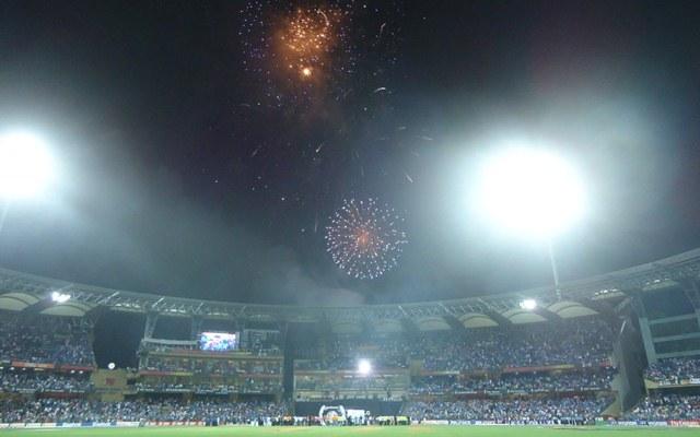 Wankhede Stadium, Mumbai. (Photo Source: Twitter)