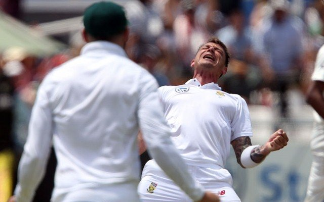 Dale Steyn. (Photo by Carl Fourie/Gallo Images)