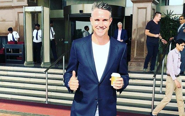 Kevin Pietersen. (Photo Source: Instagram)