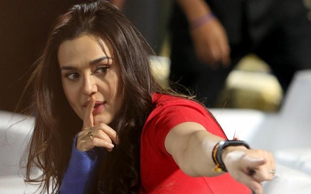 Preity Zinta. (Photo by Surjeet Yadav/IANS)