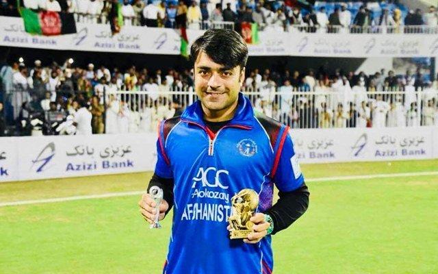 Rashid Khan of Afghanistan. (Photo Source: Twitter)