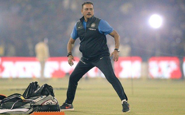 Ravi Shastri. (Photo Source: Twitter)